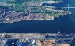 富山新港国際物流ターミナル