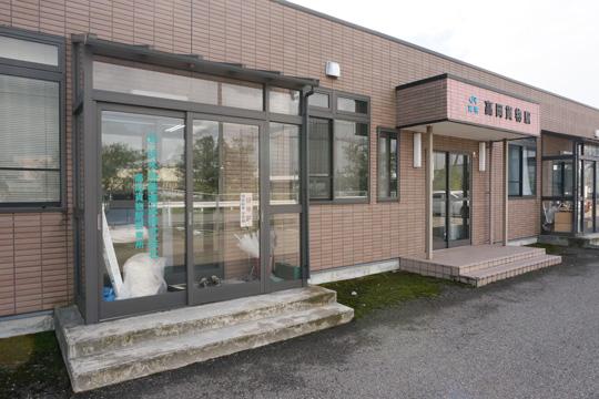 高岡貨物駅